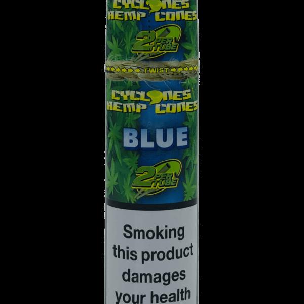 Blunts Cone Cyclone Blue x2 e1594775343871