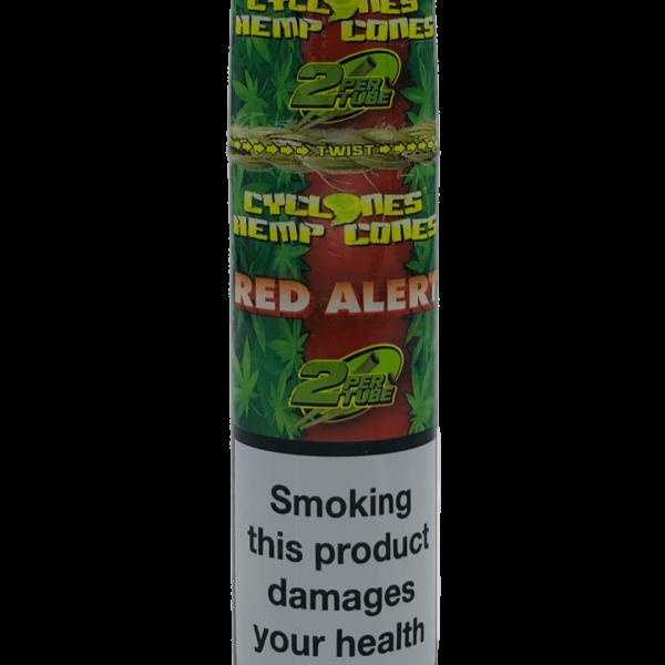 Blunts Cone Cyclone Red Alert x2 e1594774986823