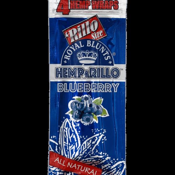 Blunts Hemparillo Blueberry x4 e1594770768696