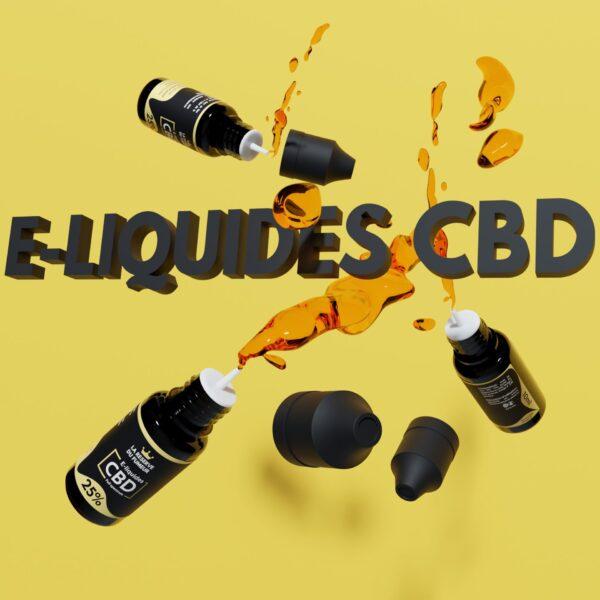 E-liquides CBD